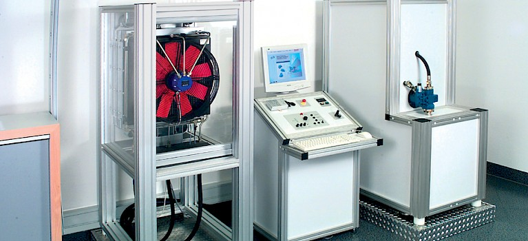 BOSCH REXROTH  Simulator